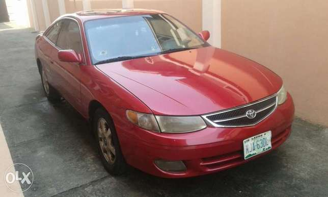 Neatly used toyota solara 00 for urgent sale. Ikeja - image 1