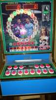 Lotto Coin Gambling machine