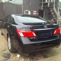 First Quality Tokunbo Lexus ES350, 2009. Full-Option. Very Ok