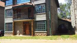 Kileleshwa: Classic 5Bedroomed townhouse for rent.
