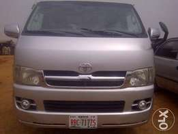 'Elegant and Gallant' 2008 Toyota Hiace Super GL up for grabs!