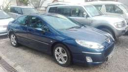 Peugeot 407 auto 2007 executive car super clean petrol kbv