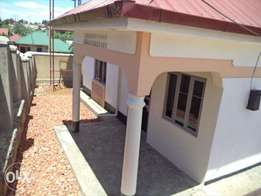 2 bedrooms alone in a compound walkable distance to the main road