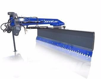 Bonnet Schaktblad 3 Meter