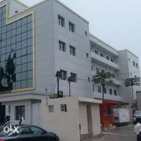 FOR SALE:- newly built 5floors office complex location Abuja Nigeria
