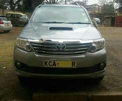Toyota Fortuner on Sale!