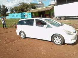 White Toyota Wish Newshape KCE 119J on Sale. Serious buyers ONLY!