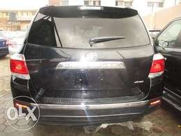 Toyota Highlander 2012 Model