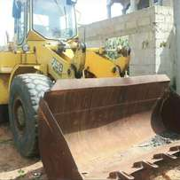 Foreign used Payloader for sale