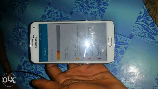 White Samsung Galaxy S5 (32gb rom) water resistant Agege - image 2
