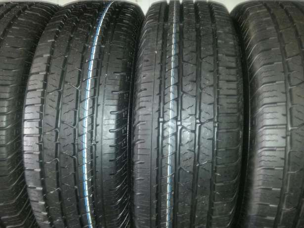255/70R16C brand new tyres Continental cross contact for sale gd price Pretoria West - image 2