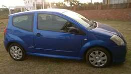 citroen c2 forsale in very good condition