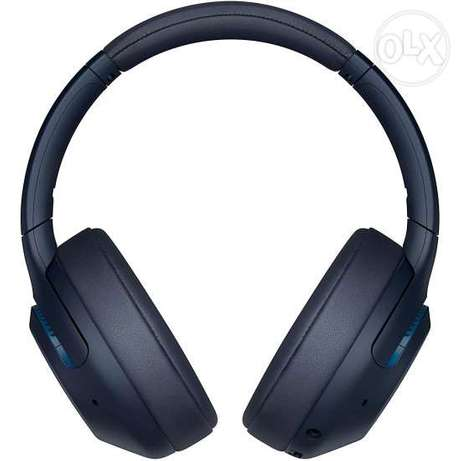sony wh xb900n bluetooth headphones with noise cancelling(used) جفير -  1