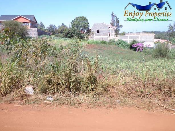 THika Ngoingwa 50x100 Residential Plots for Sale Thika - image 1