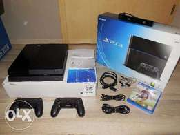 PS4 500GB With Premium Games and 3 Controllers