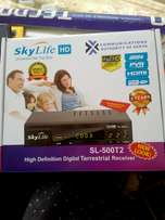 Skylife free to air decoder