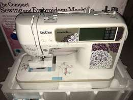 Brother Innovis NV 955 Domestic Sewing & Embroidery Machine
