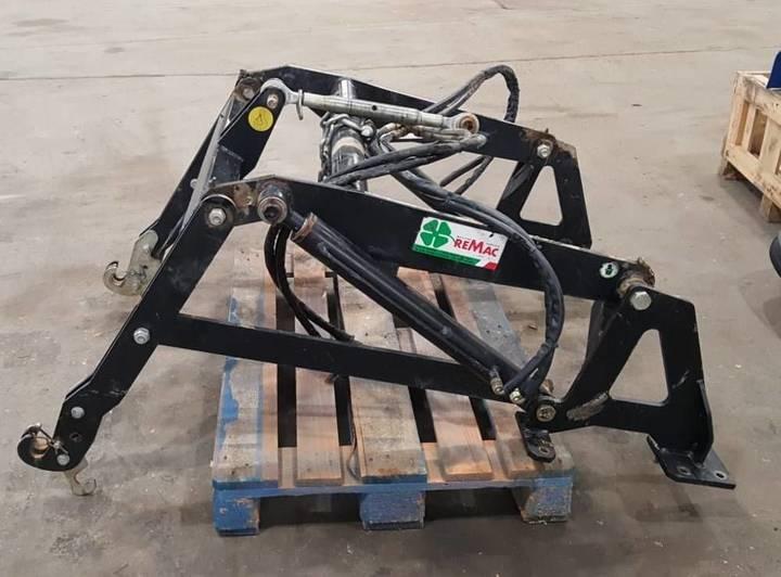 Remac hydraulische bok front loader