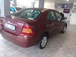 Pre owned 2006 Toyota Corolla 1.4