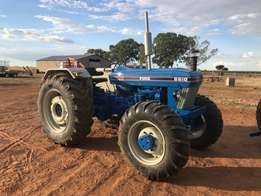 6610 Ford 4x4