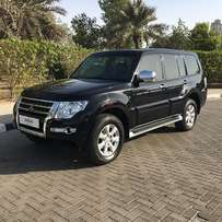 MITSUBISHI PAJERO 2016 - To Be Imported