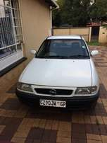 Opel Astra for sale R26 000