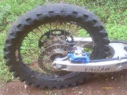 Yamaha YZ250 F parts for sale