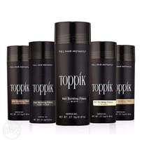 Conceal your hair loss with Toppik