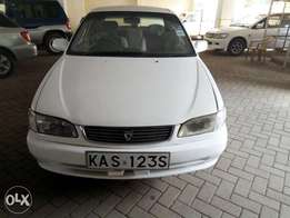 Toyota 110 kas auto original paint 1500ccefi asking 430k