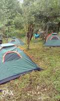 Camping tents for hire