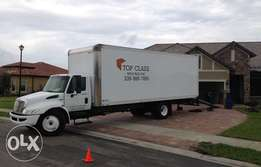 Need a truck to relocate