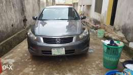 Naija used Honda accord 08