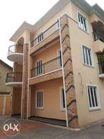 Fully detached 5 bedroom duplex with a room bq in an estate in ikeja