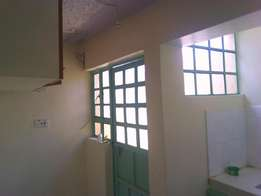 two bedrooms houses at ruai bypass for 13000/=