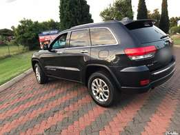 2013 Jeep Grand Cherokee _face lift