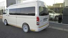 passenger carrying van14seater