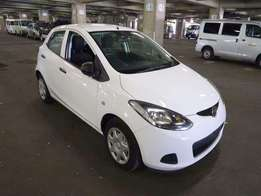 Mazda demio new imported on sale..