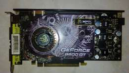 Nvidia geforce 9800gtx gaming graphics card