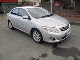 2010 Toyota Corolla 1.6i Advanced Auto
