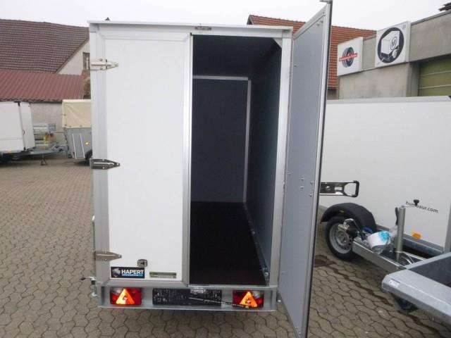 Hapert Sapphire L 1 250x130x180cm, Zg 1,5 To., Koffer Türe - image 3
