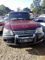 Quick sale! Clean Toyota Prado KAU now available at 1.25m asking!