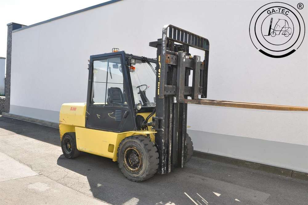 Hyster H5.00XL - 1998 - image 4