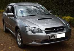 Subaru Legacy 2000cc NON-Turbo. Auto. Immaculate condition
