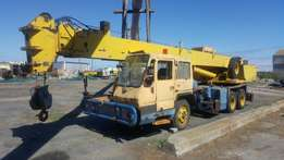 HUGE BARGAIN HURRY!! 1985 P&H Kobelco 25Ton Crane Ready to Go Hurry!