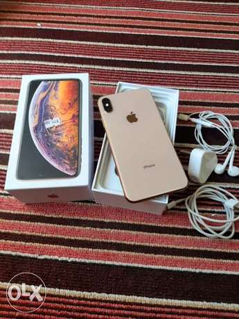 IPhone XS Max 256gb with warranty box and all accessories