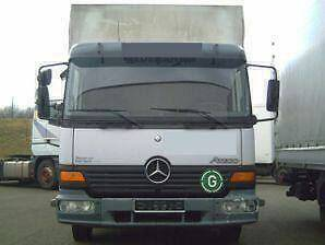 Mercedes-Benz 817 Atego - 1999
