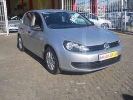 VW Golf 6 1.6 Manual 2010