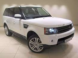 2012 Land Rover Range Rover 2012 HSE SDV6 for sale in Gauteng