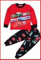 Boys Pajamas-Age 3-10yrs