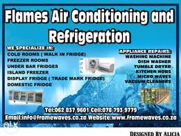 woadmead fridge fixers and air conditioning